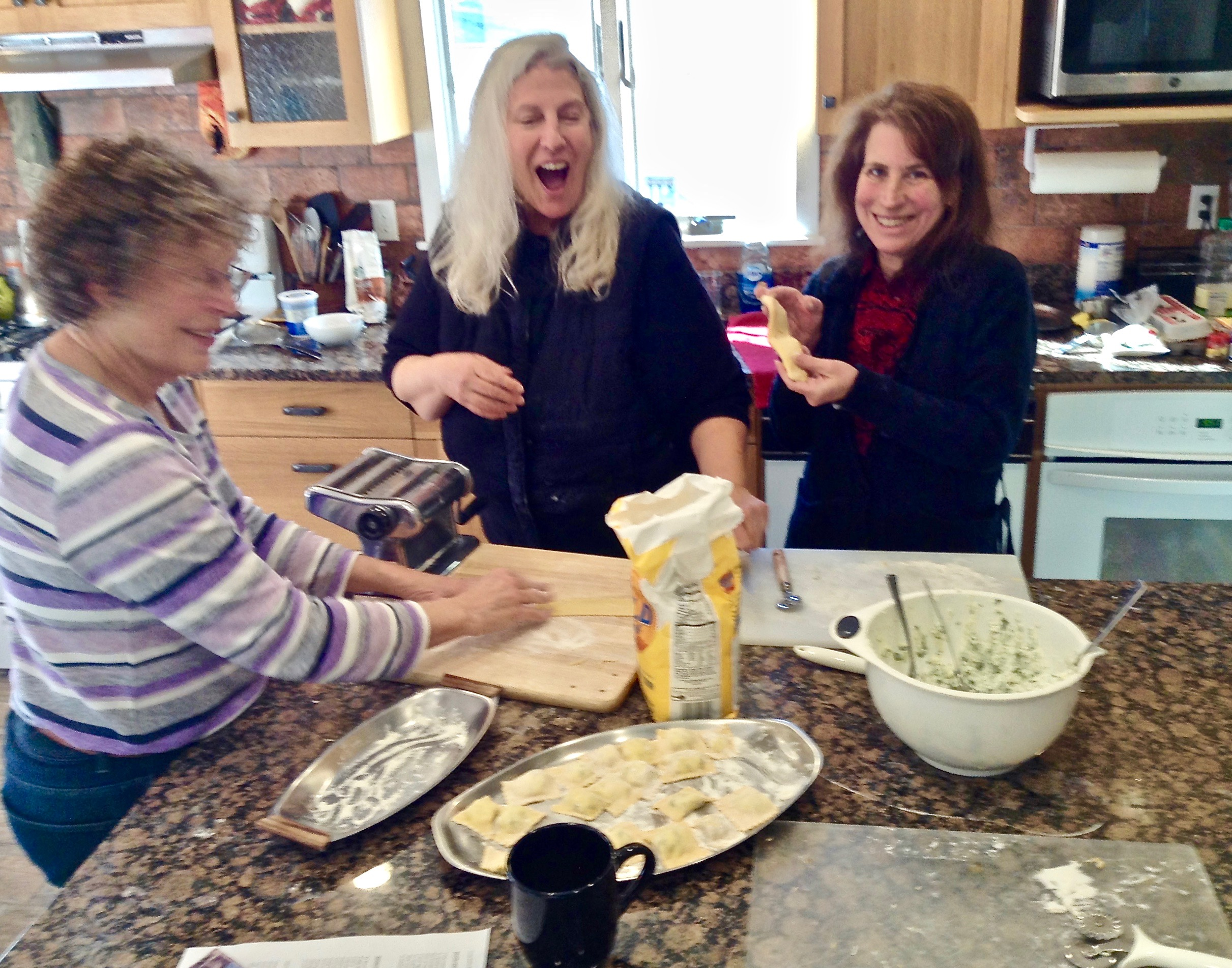Special Interest Pasta Making Class