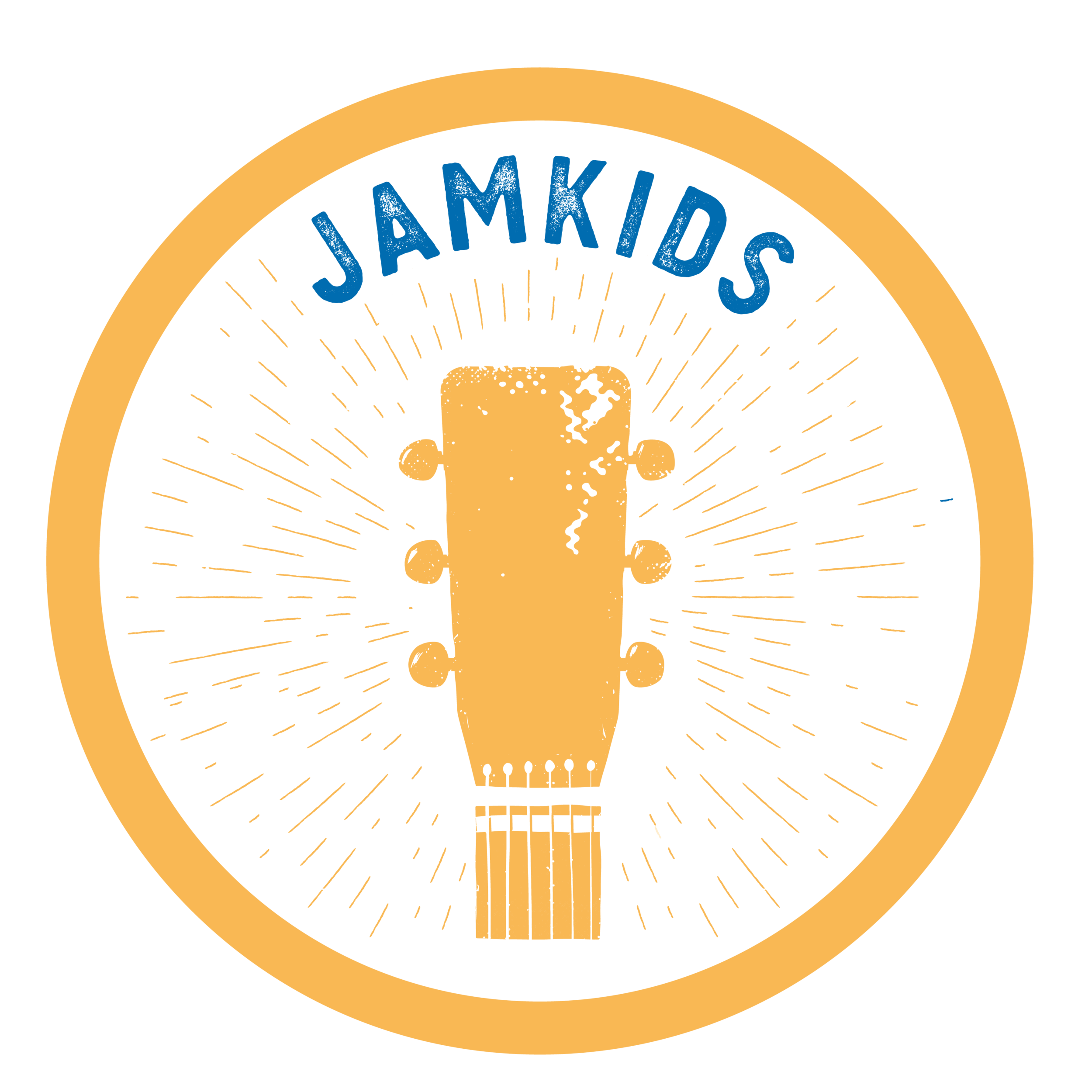 Bring out a box of instruments for a group of 5- and 6-year-olds, and … drum roll please … INSTANT party! But what if you could take that same experience, subtract a bit of the anarchy, and add a dose of music education? Yep, we've already thought of that!    LEARN MORE ABOUT JAMKIDS→