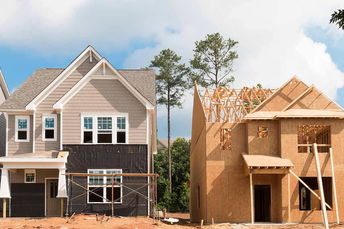 New Construction - Interested in new construction? We'll explain the new construction process and help you identify the most savings in building and finding your new home.