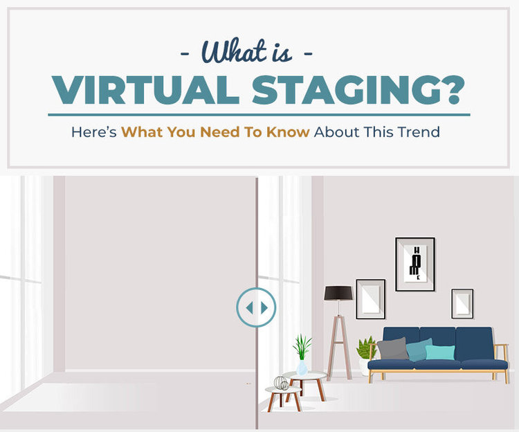 What Is Virtual Staging? Here's What You Need To Know About This Trend