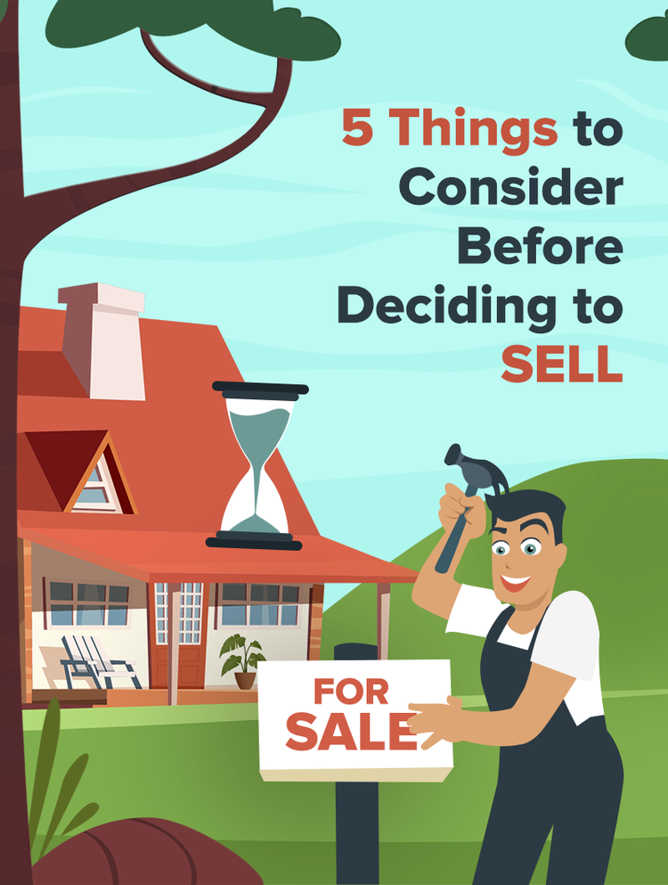5 Factors To Consider When Deciding How Long You Should Live in Your Home Before You Sell