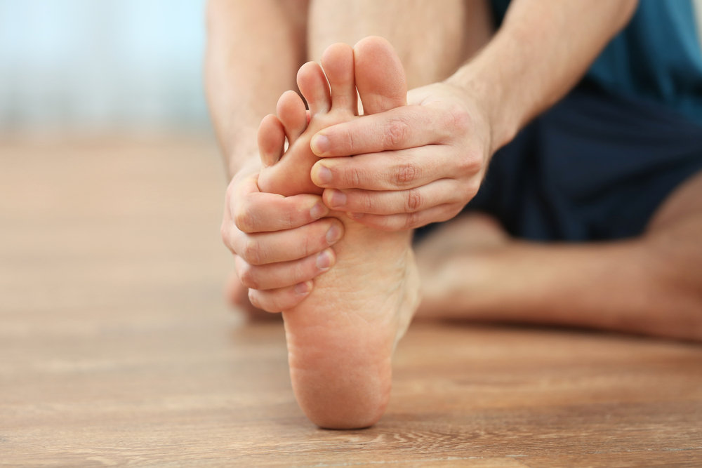 morton's neuroma treatment foot doctor pine hill nj