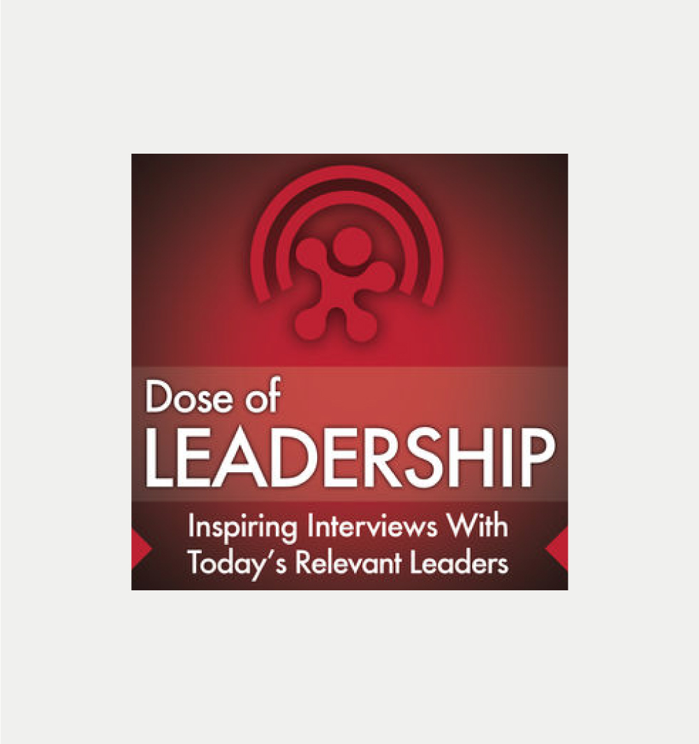 DOSE OF LEADERSHIP      RICHARD RIERSON     LISTEN