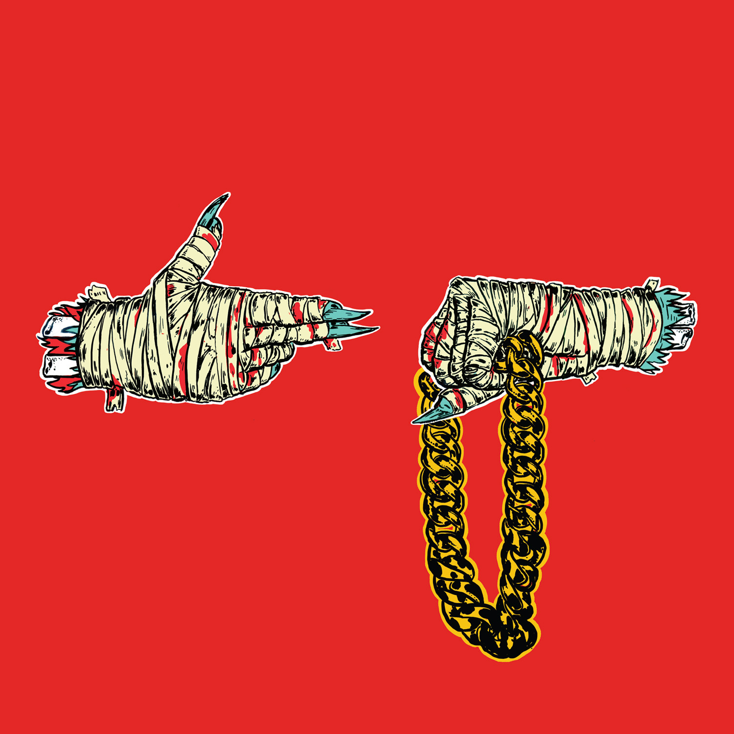 "Run the Jewels: Out of Their Hands - February, 2015 (Interview)When Killer Mike and El-P released their debut album together as Run the Jewels in 2013, they tapped into an unexpected energy that has reverberated beyond just music. It's almost become a phenomenon; a unique somethingthat is perhaps at the heart of their friendship and creative collaboration. ""We weren't looking for anything,"" El-P told me. ""We just found each other and everything that has happened out of it has been this roller coaster of unexpected cooperation and synchronicity."" What manifested itself with RTJ over the past two and a half years is the response to the hand gesture featured on the album covers that has become emblematic. That is where we begin our conversation with producer and rapper El-P... [Read more]"