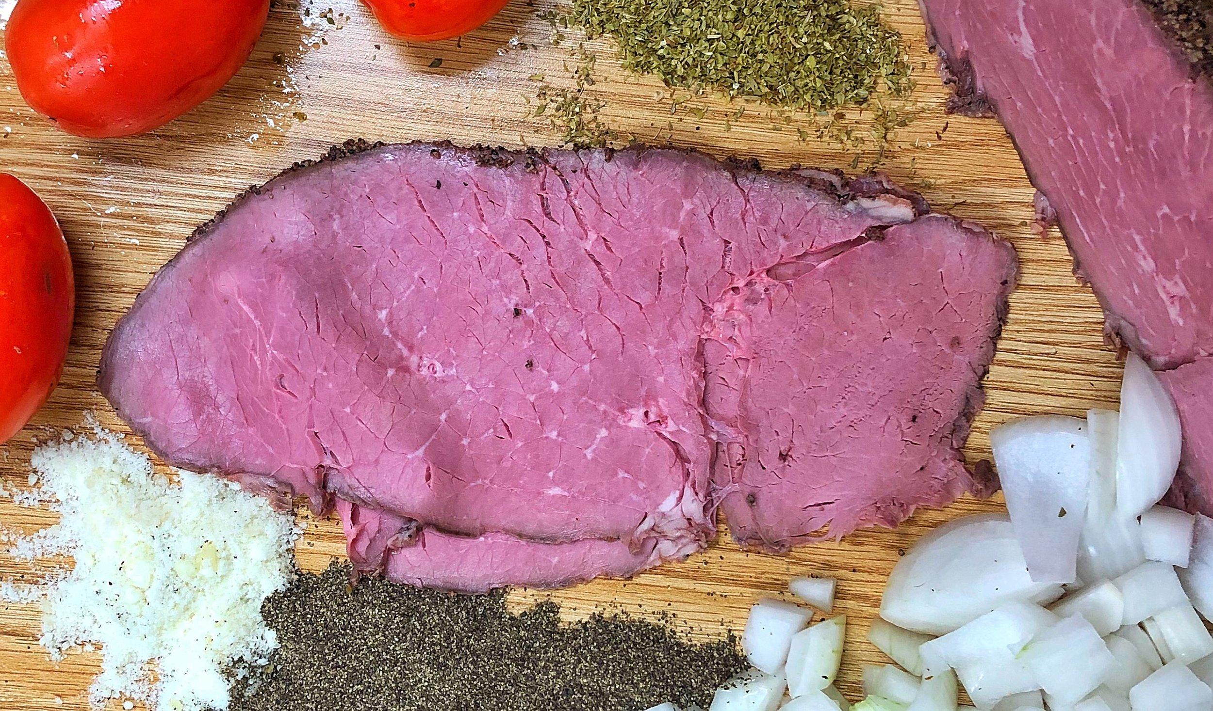 Roast Beef - $12.99 Per Pound