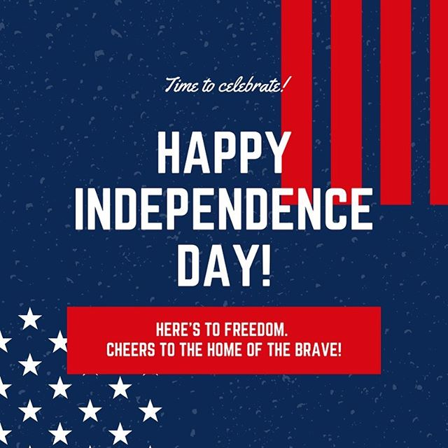 Connect today with family and friends and celebrate our country in your community!  We will see you at the Larkspur/Corte Madera Parade.  We are closed today.  #happy4thofjuly #parade #cortemadera #larkspur