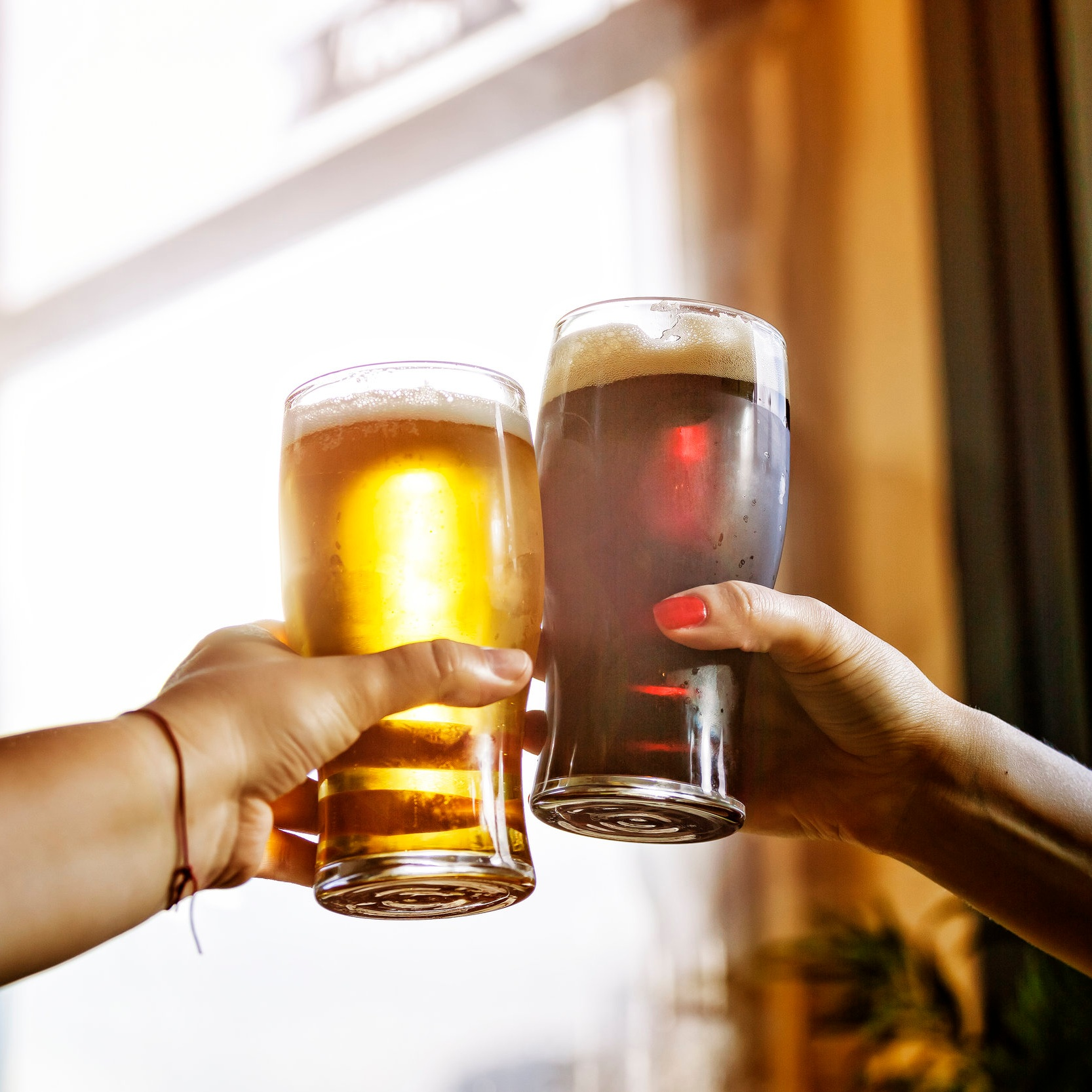 HAPPY HOUR? CHECK. - WEEK DAYS 3:30-6:00
