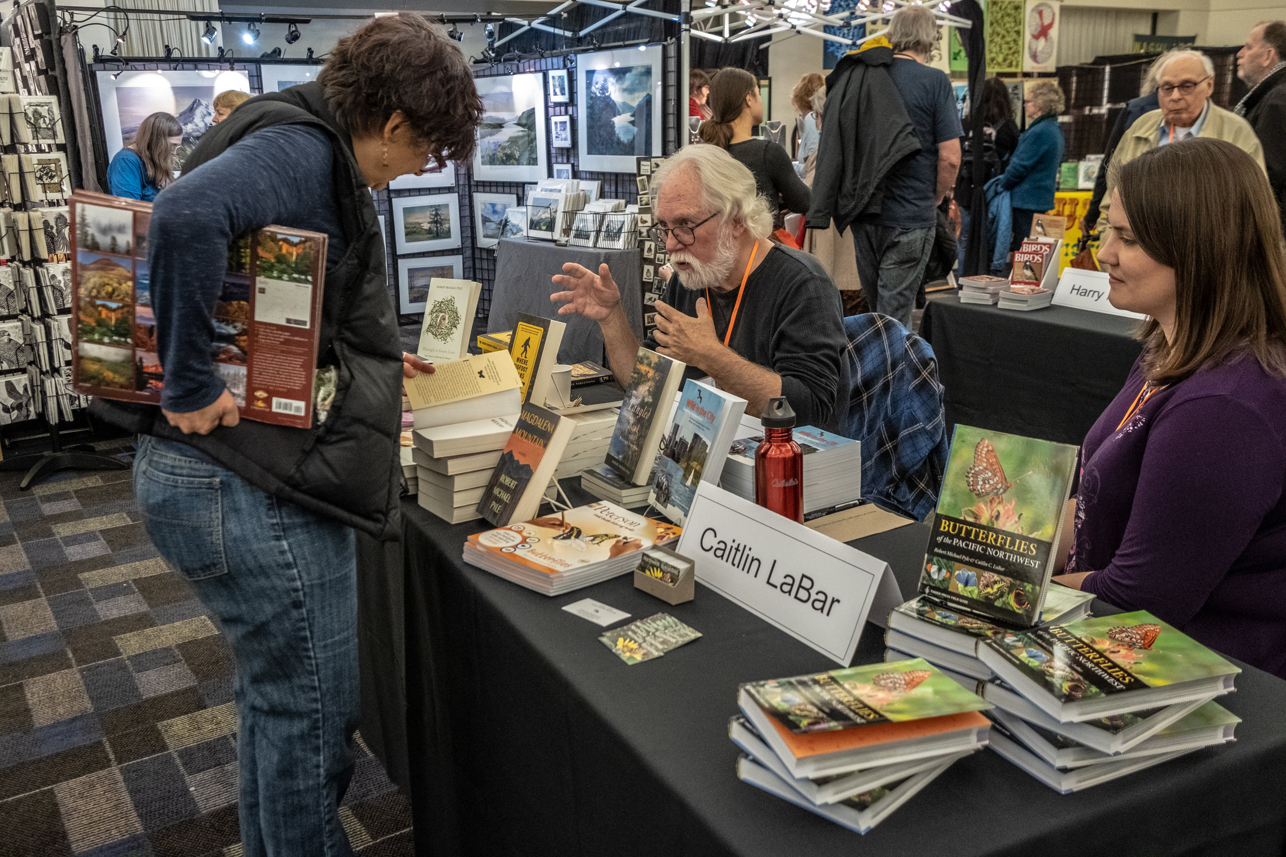 Authors - Meet Northwest writers who focus on the natural world