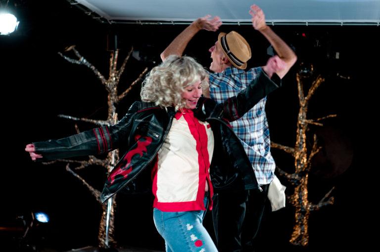 How is it That We Live or Shakey Jake + Alice by Len Jenkin