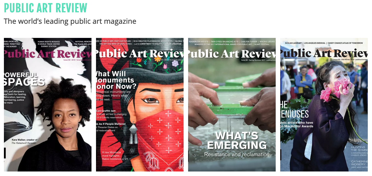 Public Art Review covers.png