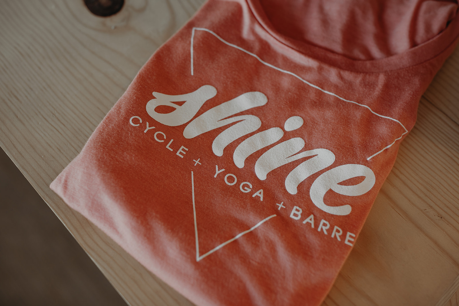 We have a new Shine Logo…. what's a new logo without new Shine Swag?!