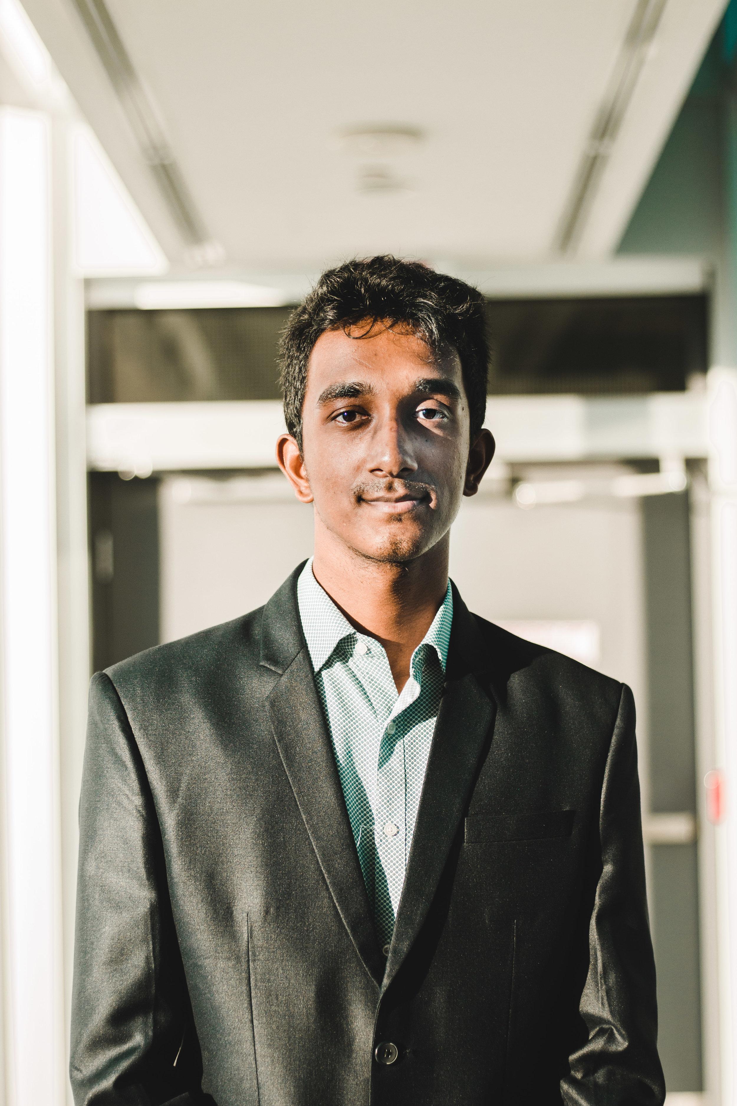 Kavin Nagamuthu   Vice-President Marketing