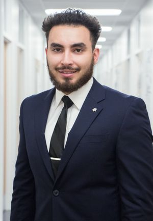 Ahmed Nasiri   Director of Marketing