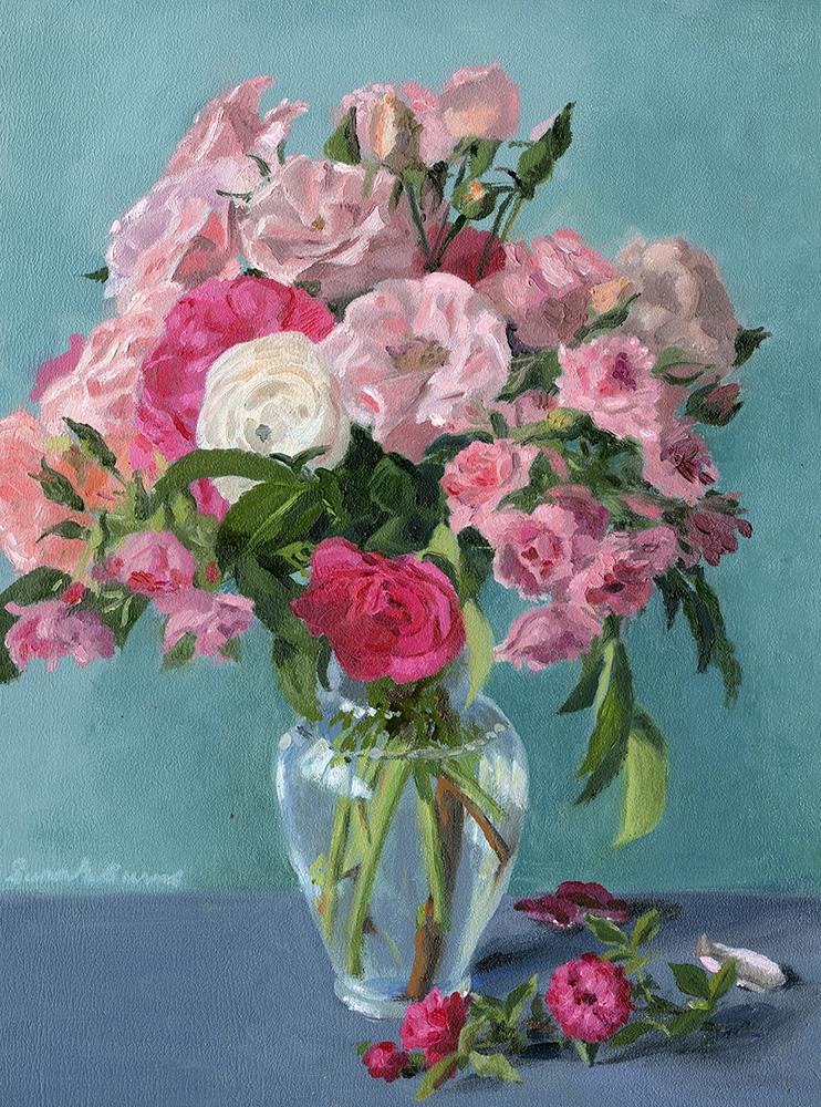 Myra's Pink Roses