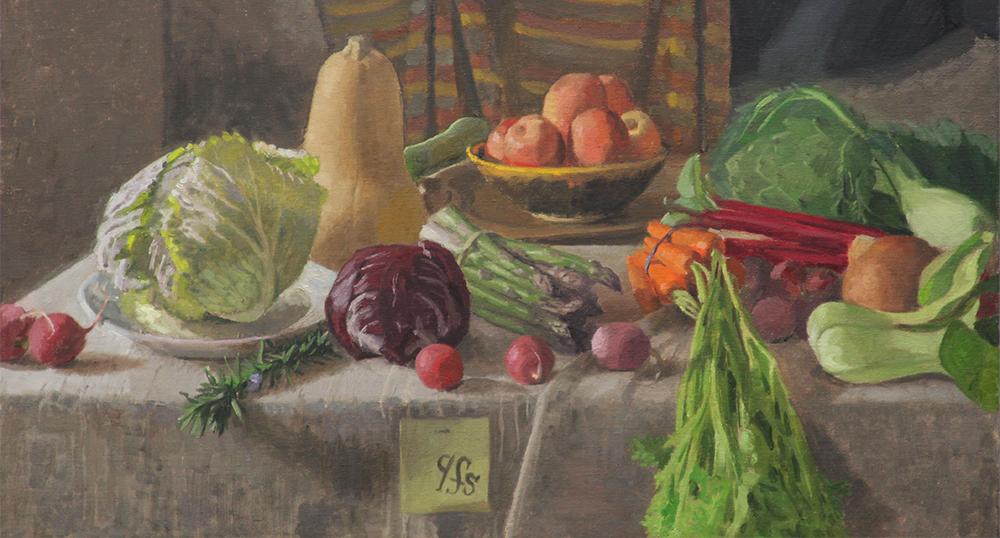 Vegan Painting