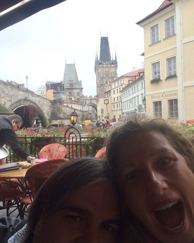And now Prague !