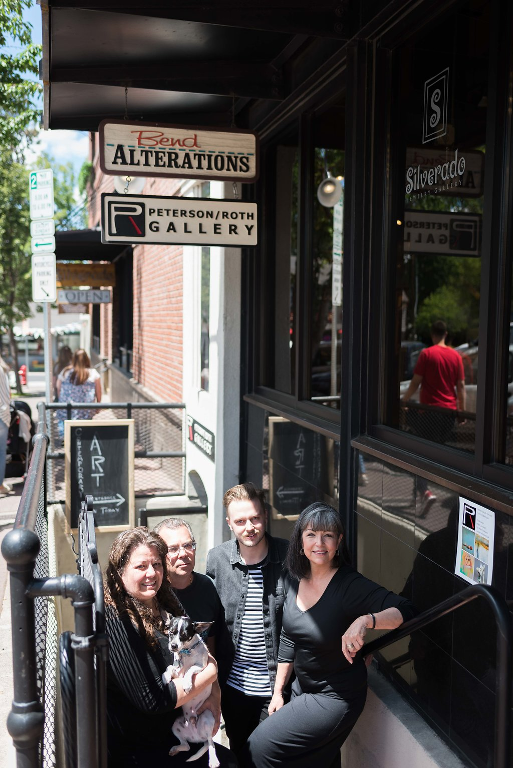LOCATION - We're located in the heart of downtown Bend, Oregon at 206 NW Oregon Ave, Bend, OR 97703