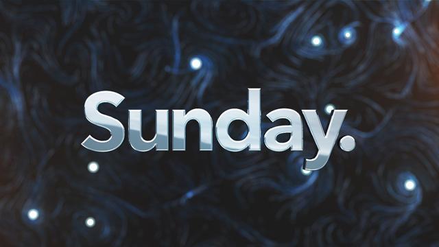 TVNZ Sunday Programme