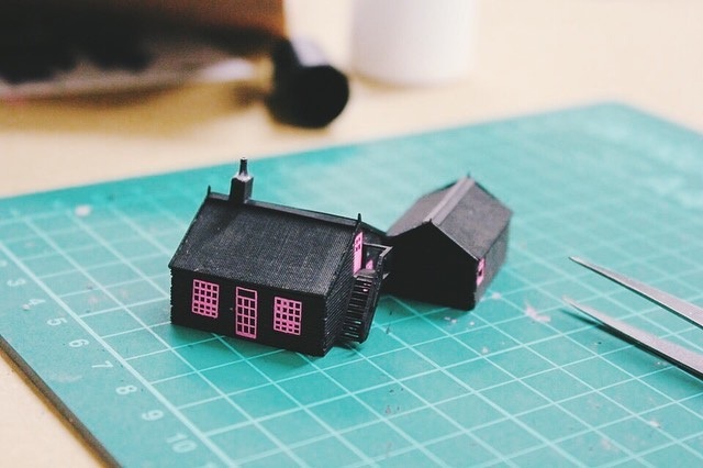 want to join in? - No skill is required to join the model makers club! All abilities are welcome. Have a look at our events page for upcoming workshops or drop us an email at info@postcardmodels.co.uk