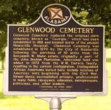 - GLENWOOD CEMETERY PROJECTHonoring the memory of Huntsville's formerly enslaved people and their descendants by identifying their names and burial locations, beautifying their resting place, and preserving their stories.