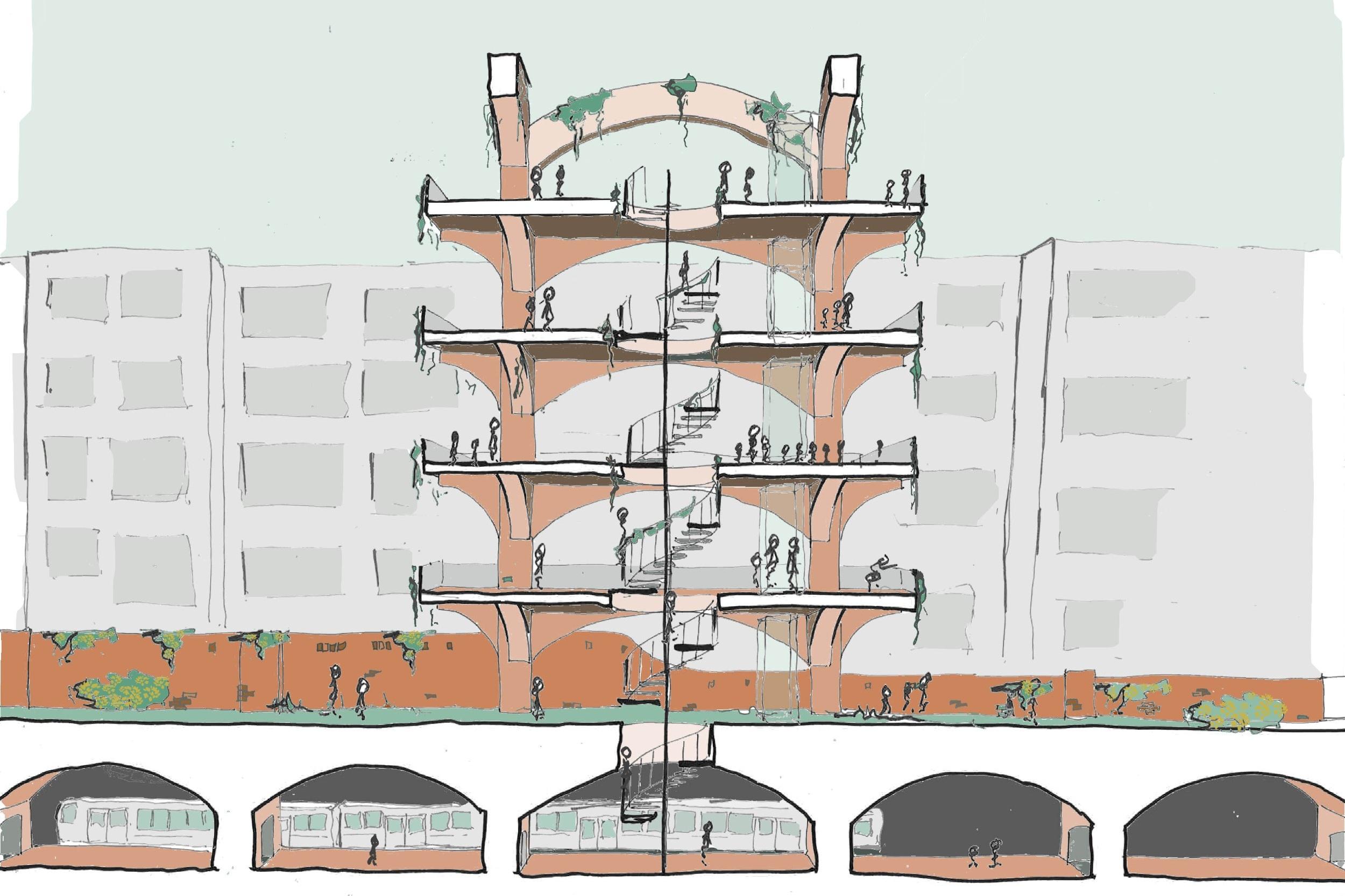 Hammersmith High Line