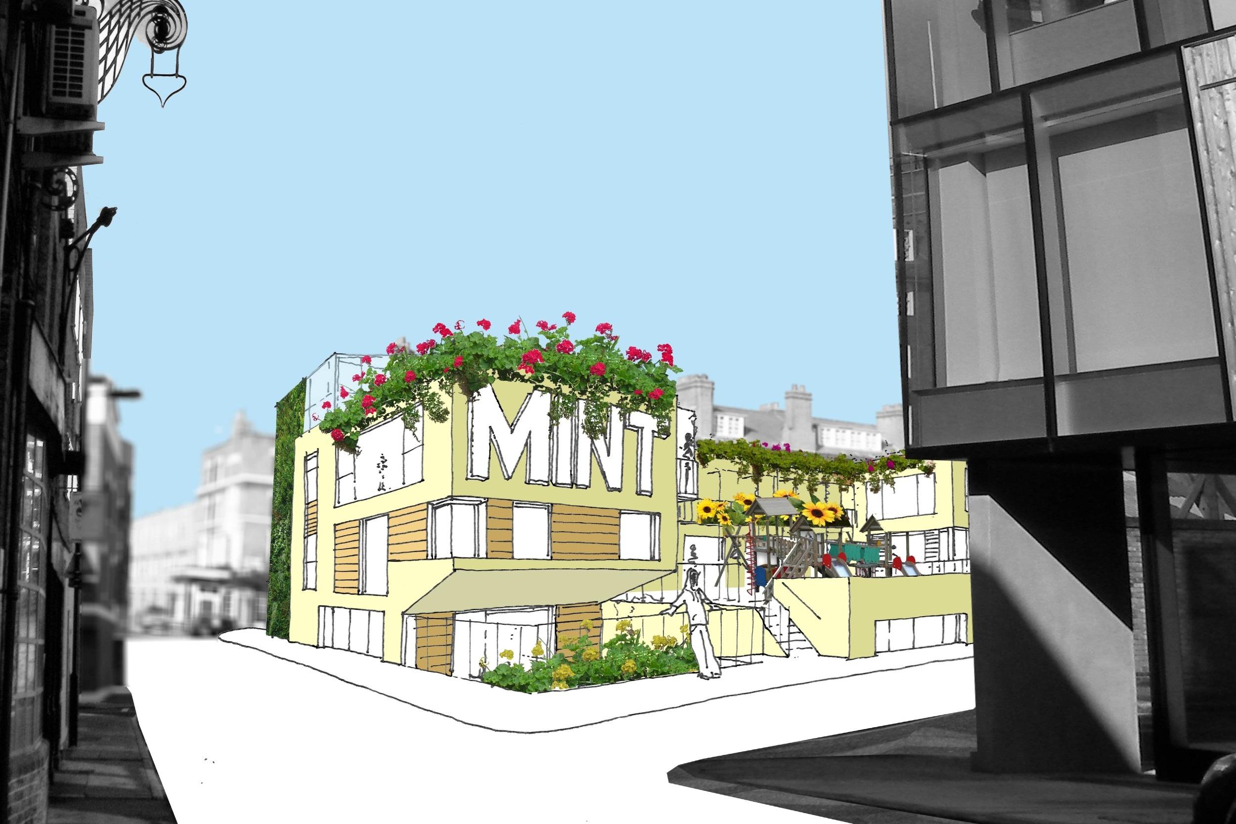 Mint Street Park
