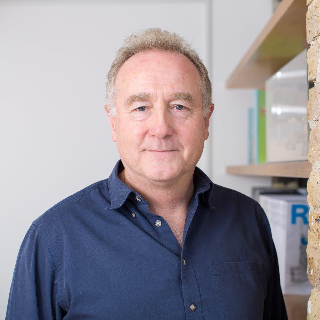 """Tim Wood, Chairman - """"We are a London based practice with a wide range of experience in the planning and procurement of a variety of building types, including residential, community, mixed use, hospitality and commercial projects throughout the UK."""""""