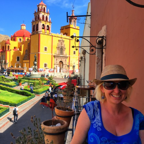 Lainey in gorgeous Guanajuato