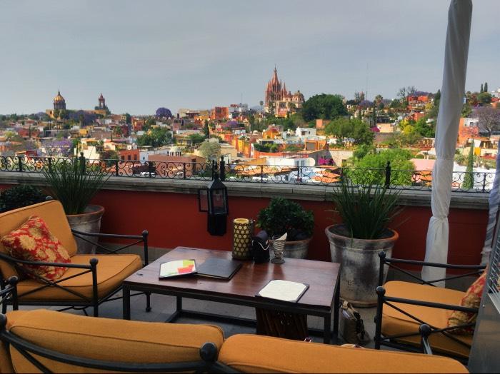 Rooftop Bars Of San Miguel De Allende Lainey Cameron Author