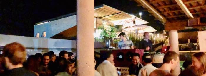 Tupi DJ Roofbar -