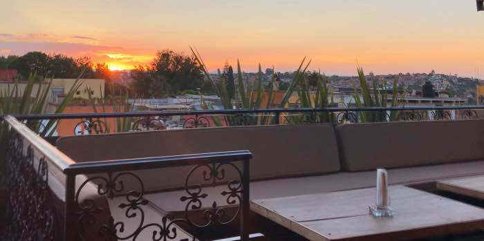 Ocre Rooftop Bar -