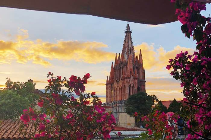 Rooftop Bars Of San Miguel De Allende Lainey Cameron Author