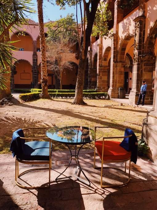 Cafe Zenteno San Miguel Bellas Artes