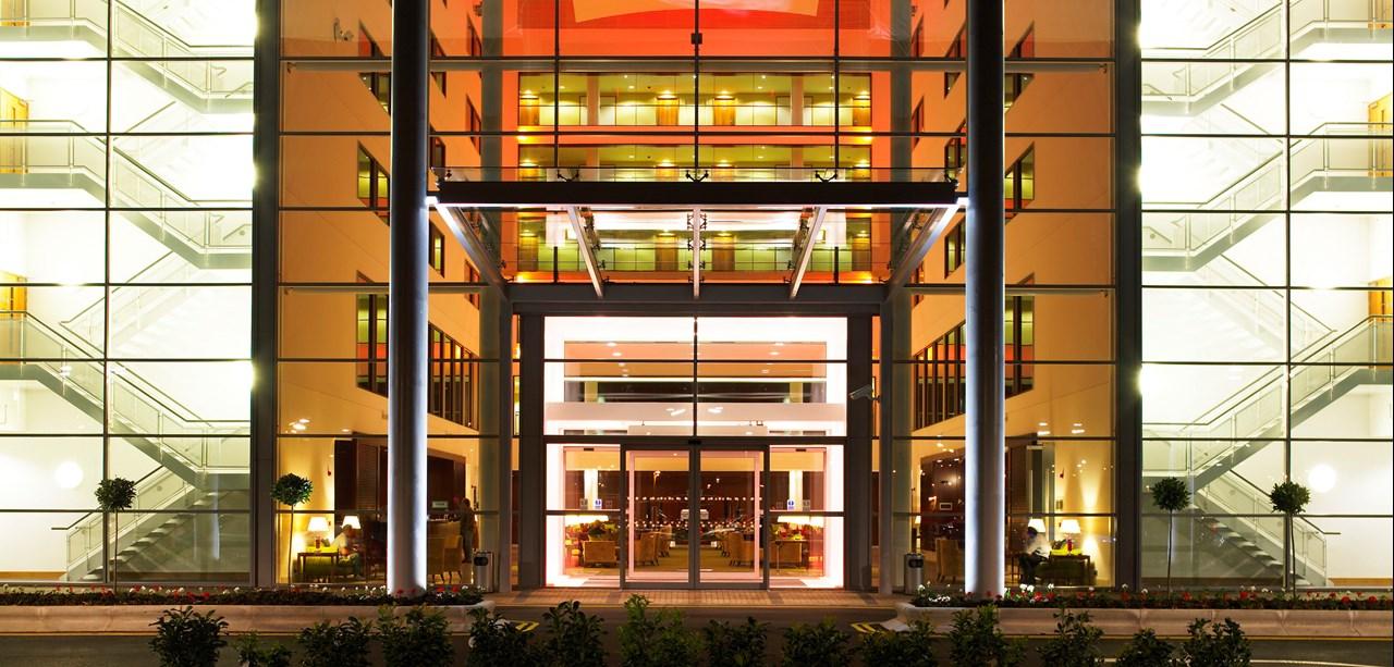 Leicester Marriott Hotel - Asset Management