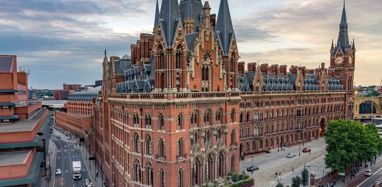 St Pancras Renaissance Hotel London - Asset Management