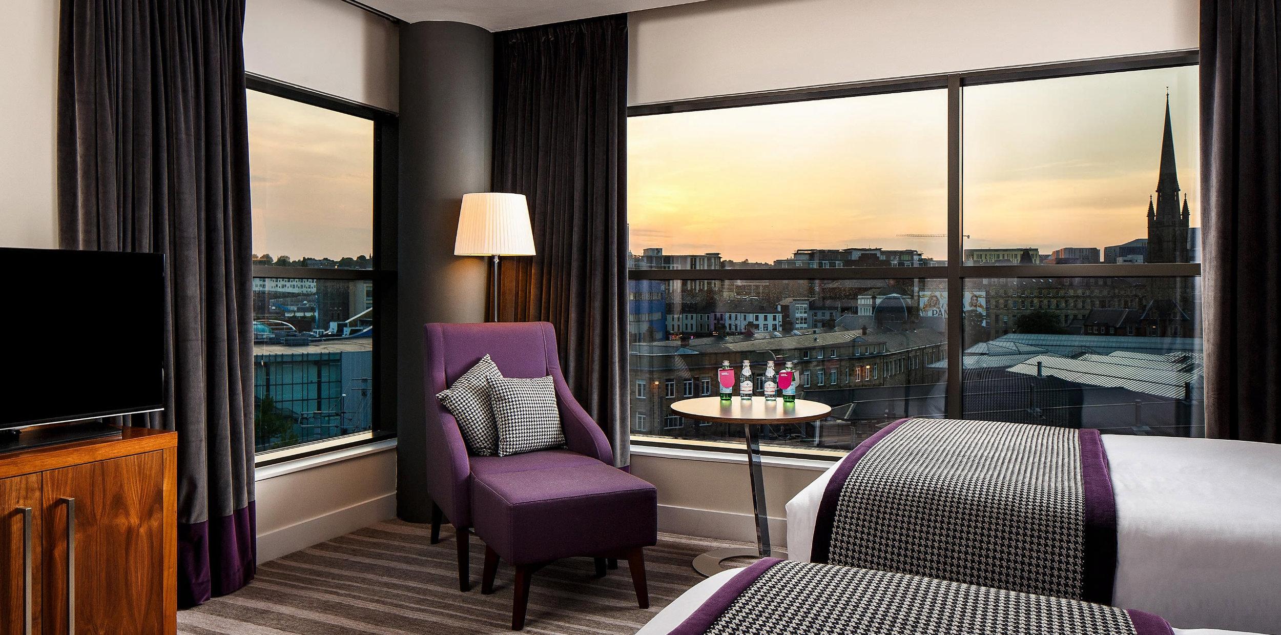 Crowne Plaza Hotel Newcastle - Asset Management