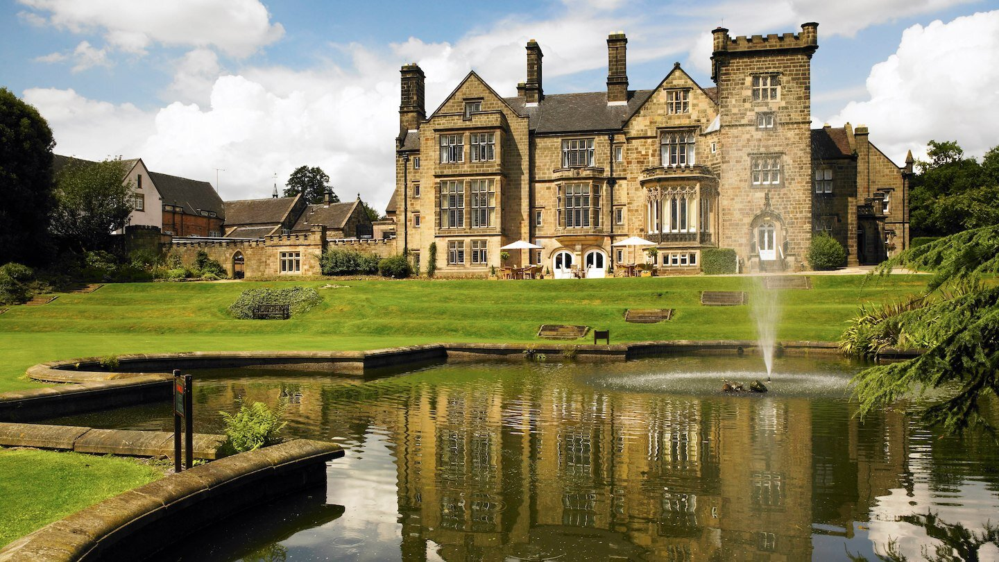 Breadsall Priory Marriott Hotel & Country Club - Asset Management