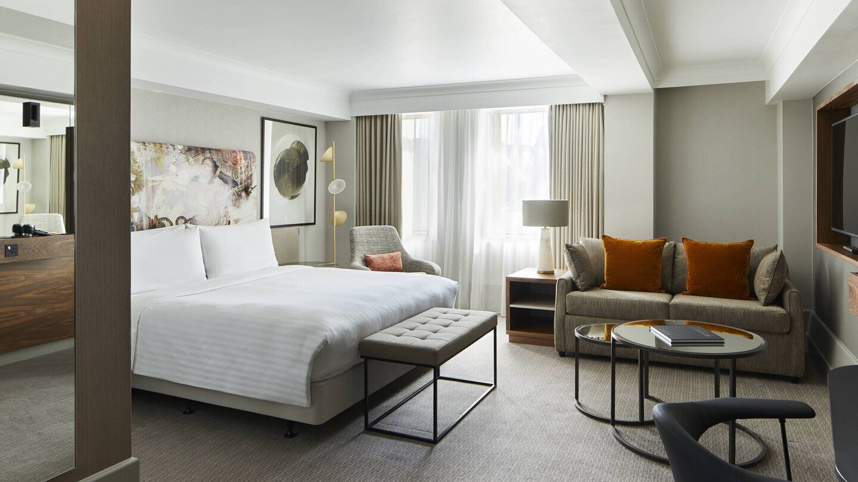 London Marriott Hotel Kensington - Asset Management