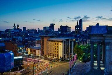Liverpool Marriott Hotel City Centre - Asset Mangement