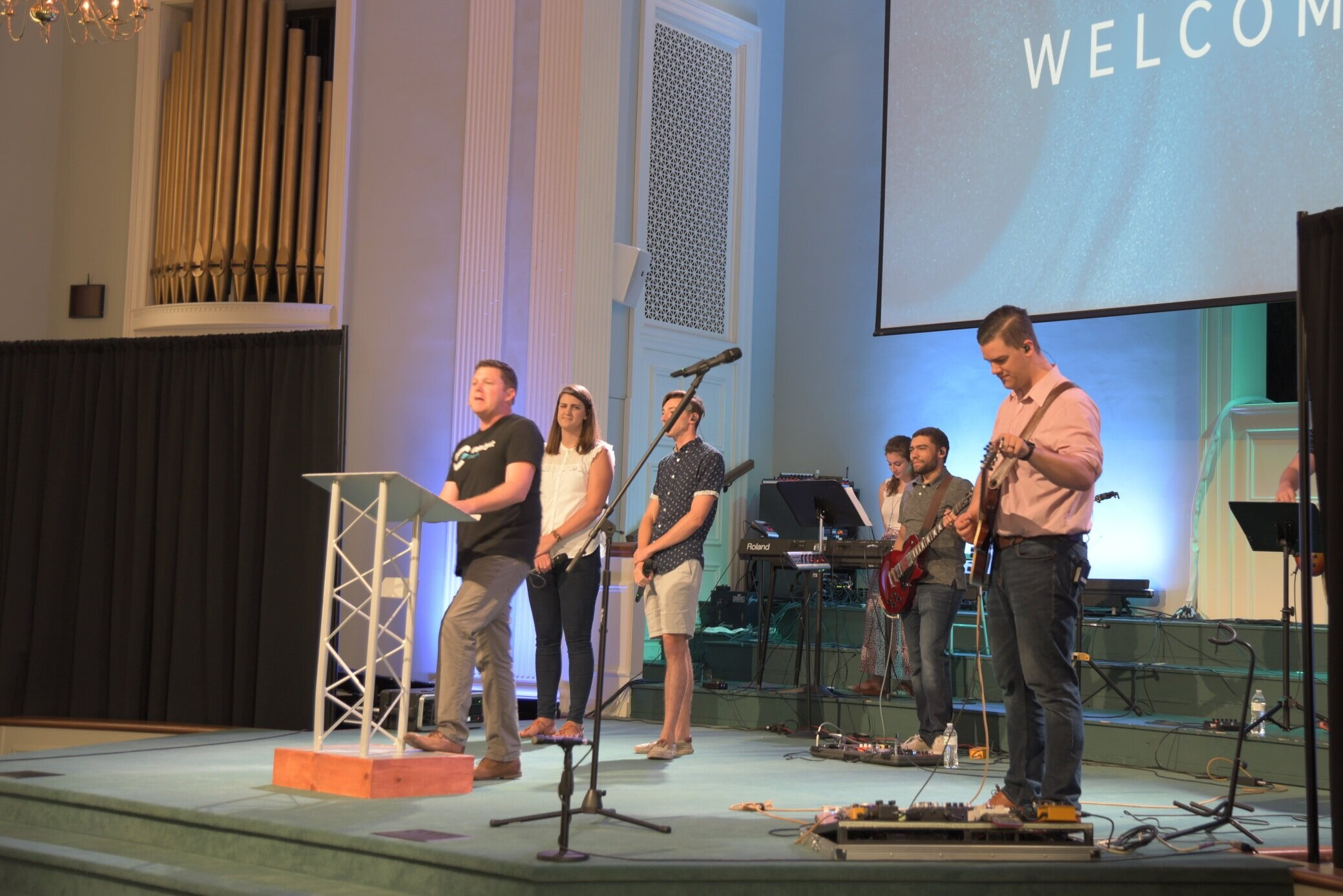 About Us - Use the Links Below to Find Out More About Catalyst Church