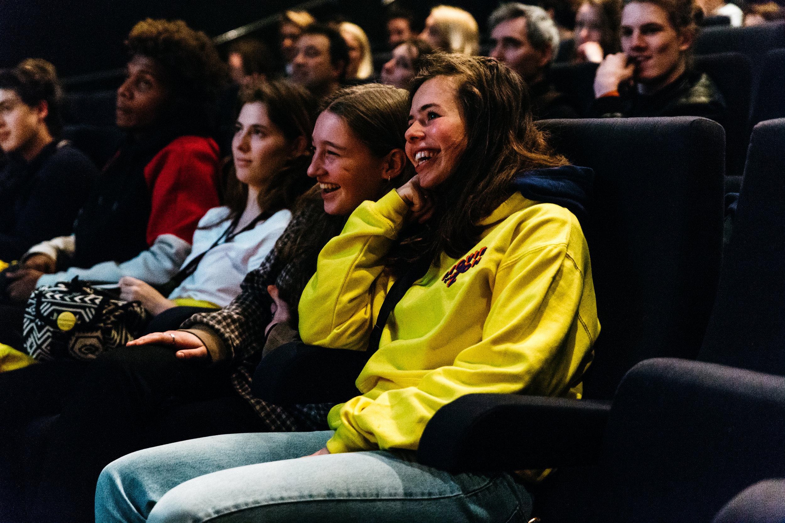 Eye Openers tijdens Movies That Matter Film Festival  © Jurre Rompa