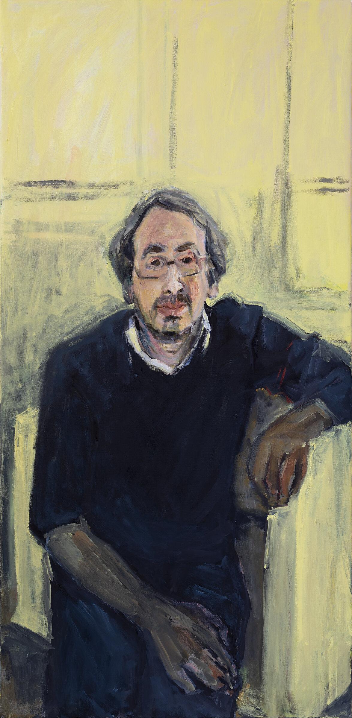 Posthumous Portrait - David