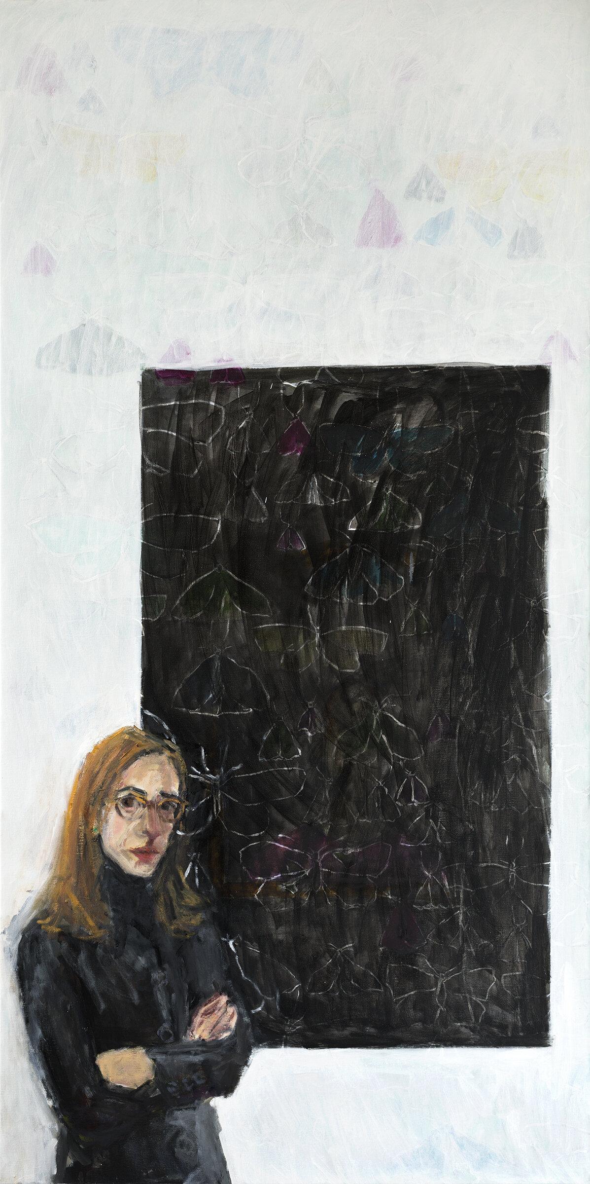 Veiled Self Portrait
