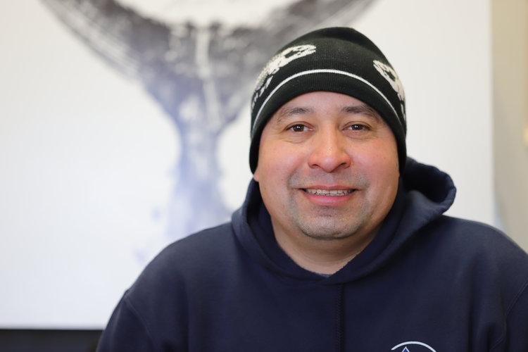 Mauricio, Processing Floor Manager