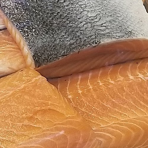 Farmed Faroe Island Salmon