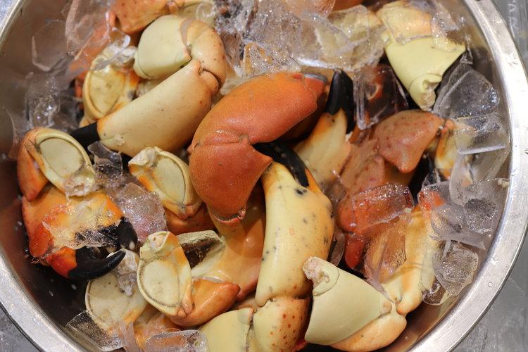 Florida Stone Crab Claws (Seasonal)