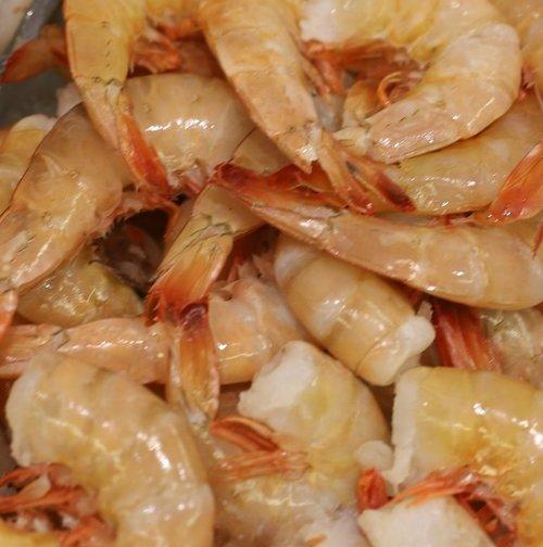 Fresh Wild Caught Florida Shrimp