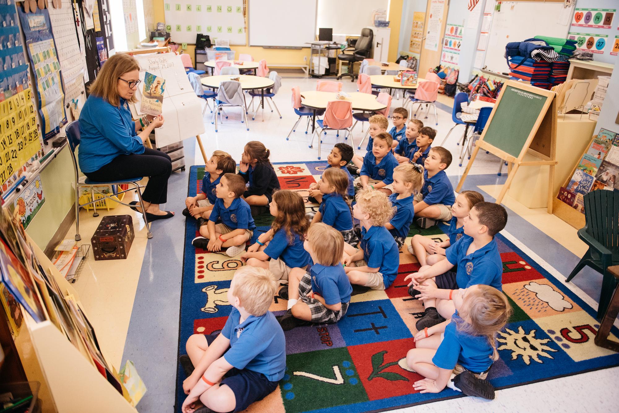 Primary & Elementary -