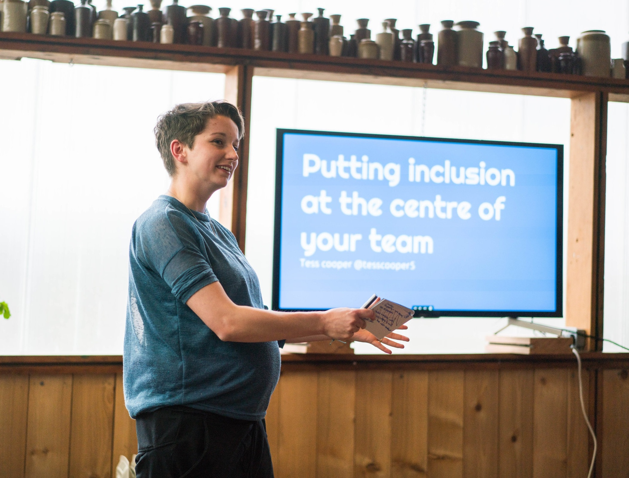 Lunch & Learn - In this 30 minute talk we explore a set of guiding principles to help organisations build inclusive teams where everyone can thrive. The talk contains first-hand examples of the impact that diversity and inclusion has on teams. It is followed by a practical activity and an opportunity for Q&A. Book us to speak at your company