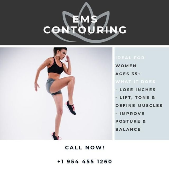 At Premier, our EMS contouring, delivered in ten sessions, utilizes bio-electrical stimulation to tone and lift your facial muscles, alleviate body pain and promote endurance. Additional results involve sustainable inch loss, increased muscle definition and improved posture and balance.  Link in bio to learn more. . . . . . #PREMIERMedSpa #ModernMedSpa #MedSpa #DaySpa #HallandaleBeach #Miami #SouthFlorida #Miami #Hallandale #Aventura #MedSpaMiami #MedSpaHallandale #DaySpaHallandale #Massages #MassageTherapist #Spa #Facials #SpaFacials #SkinCare #MicrobladingEyeBrows #Phibrows #PowderBrows #Infusions #IVTherapy #Wellness #WellnessPrograms